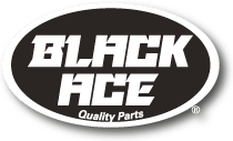 Black Ace Quality Parts Logo